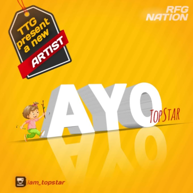 Download Mp3_Top star_Ayo.TTGpresents a brand new song titled Ayo means JOY, performed by the young, talented frontline artist, Adeyemi charls Ayomide a.k.a Top star. In this trying times, he puts a call through to our creator on this impressive track to step in and purge the world of this pandemic and answer all our prayers. Listen below to Top star AYO to understand why he has tagged the next big thing. mixed and mastered by Ojinter
