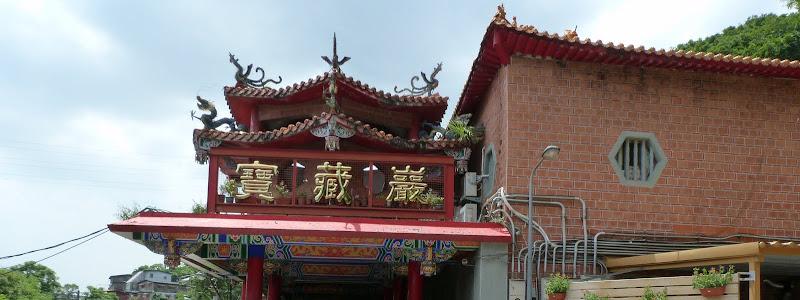 TAIWAN.Taipei TREASURE HILL Un mini quartier réhabilité à 10 mn a pied de gonguan MRT - P1020482.JPG