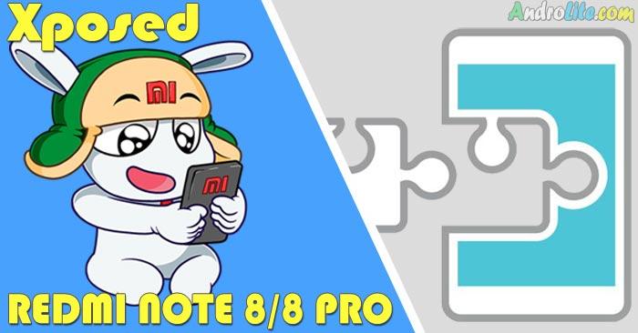 Xposed Redmi Note 8/8 PRO