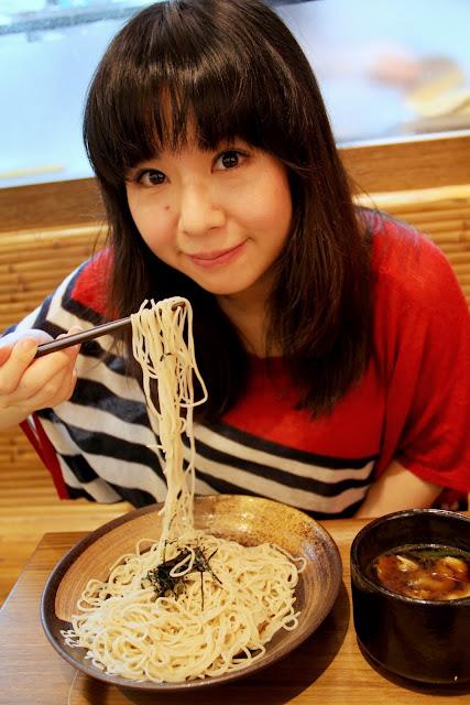 台北.美食.ゆで太郎.YUDETAROU蕎麥麵