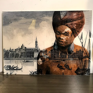Fred Wilson Untitled (Venice Biennale) Print