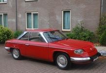 Panhard 1964 24 CT