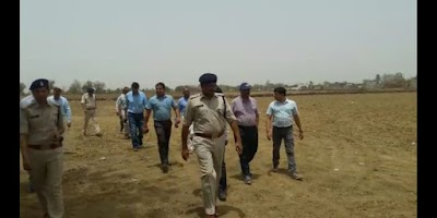 पोहरी में मुख्यमंत्री के कार्यक्रम को लेकर कलेक्टर ने किया कार्यक्रम स्थल का निरीक्षण    असंगठित क्षेत्र के श्रमिकों एवं तेदुपत्ता संग्राहकों के सम्मेलन में 20 मई को लेंगे भाग