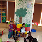 Rhyme Enactment Humpty Dumpty in Nursery (2014-15) at Witty World