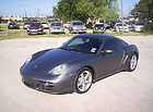 2008 Porsche Cayman Base Hatchback 2-Door 2.7L