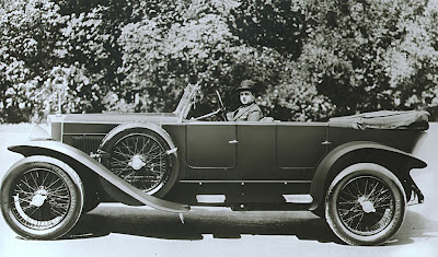 """1924 Fiat 519 """"SuperFiat"""""""