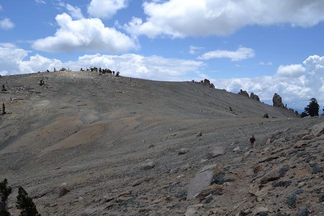 southward ridge