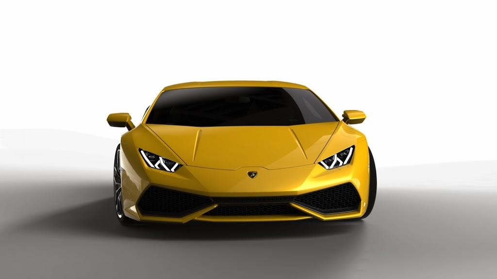 Lamborghini Huracan LP 610-4 12