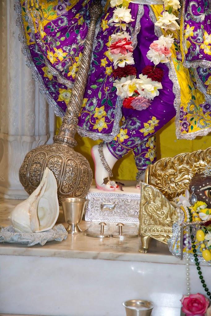 ISKCON New Govardhana Deity Darshan 22 Dec 2016 (18)