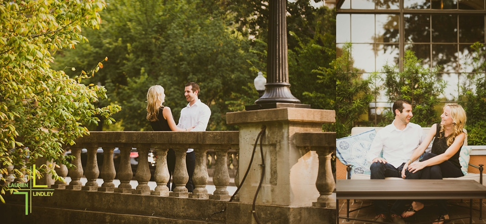Turtle Creek Engagement Session