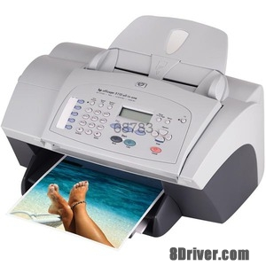 Download HP Officejet 5105 Printer driver and setup