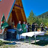 Svätohubertská slávnosť Tatranská Kotlina