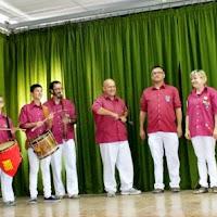 Audició Escola de Gralles i Tabals dels Castellers de Lleida a Alfés  22-06-14 - IMG_2408.JPG