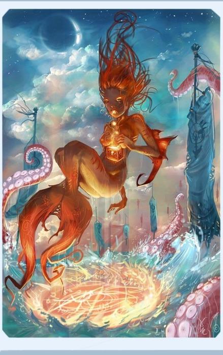 Fantasy Mermaid, Undines