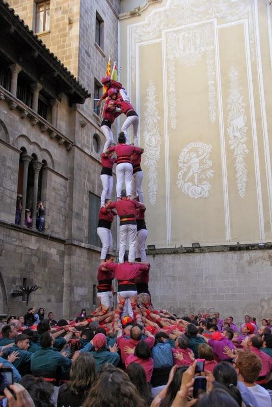 19è Aniversari Castellers de Lleida. Paeria . 5-04-14 - IMG_9408.JPG