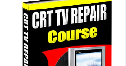 Crt Television Repair Course- Ebook By Humphrey