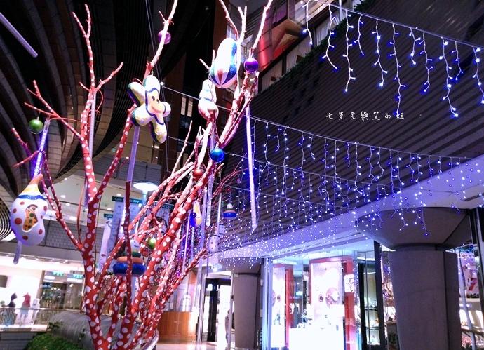 16 京華城聖誕樹