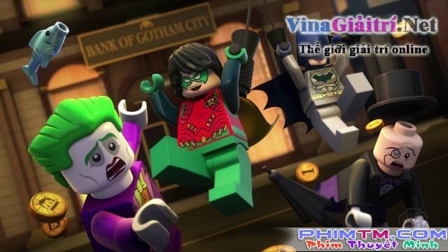Xem Phim Liên Minh Công Lý: Đại Chiến Tại Gotham - Lego Dc - Comics Super Heroes Justice League Gotham City Breakout - phimtm.com - Ảnh 3