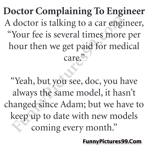 Engineering dating jokes