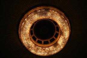 Chandelier, Vienna State Opera House