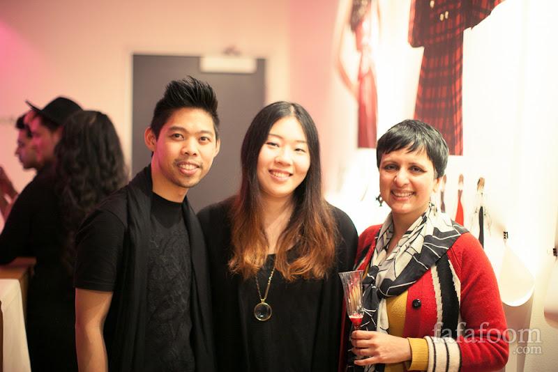 Christopher Maracha, Rie Yamamoto, and Geetika Gupta