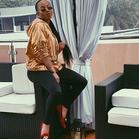 Toke Makinwa Wows in New Photo