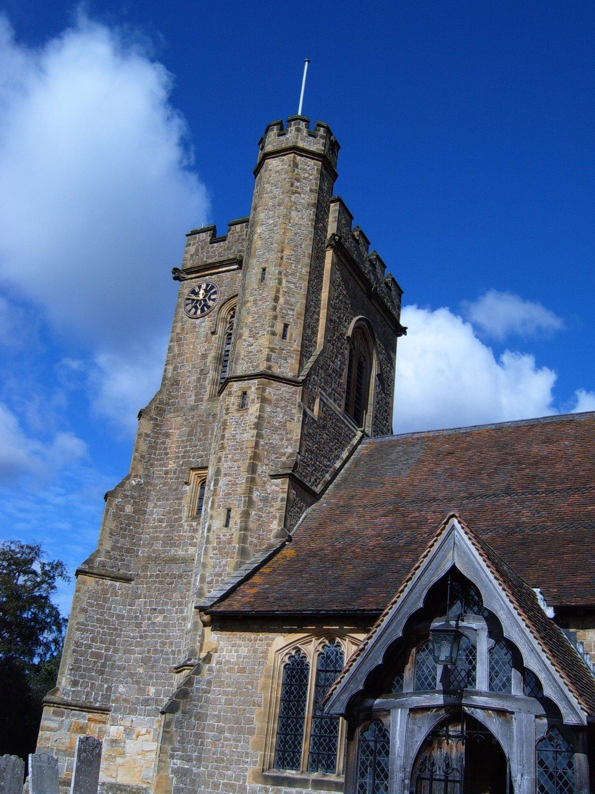 Leigh Church Tower