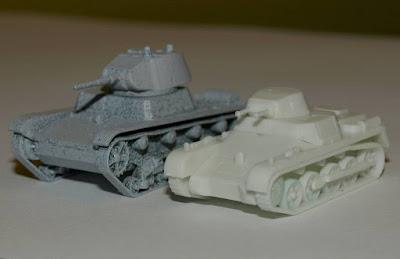 Panzer I & T-26S