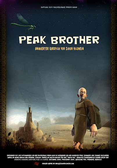 Peak Brother Filmposter