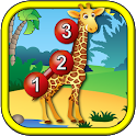 Kids Animal Connect the Dots icon