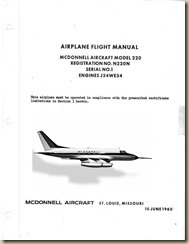 McDonnell Model 120 Airplane Flight Manual_001