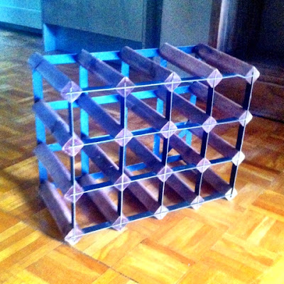 Magpie Monday: A bargain wine rack