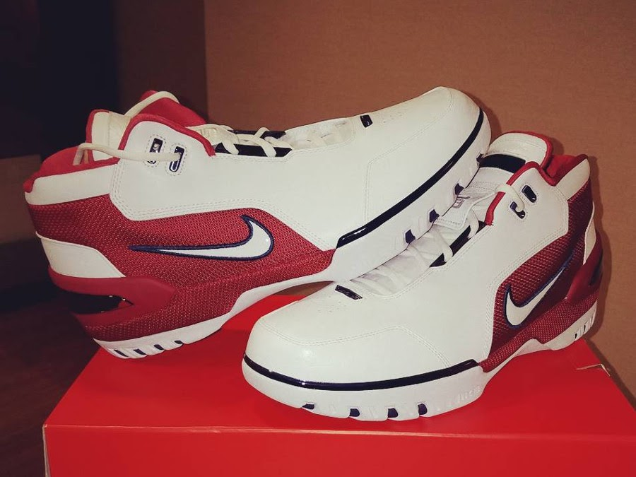 b79c1b317a266 King James Announces the Nike Air Zoom Generation Retro ...
