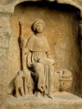 Goddess Nehalennia Image