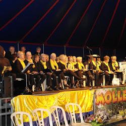 Mollebosfist Maandag Tweede Pinksterdag -  MollebosViering en St. Cecilia en KIOS