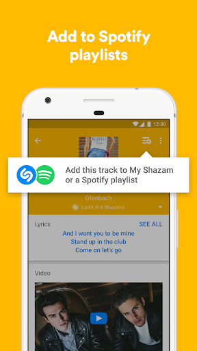 Shazam - Discover Music screenshot 4