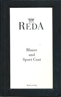 Reda-Blazer and Sport Coat € 500/-