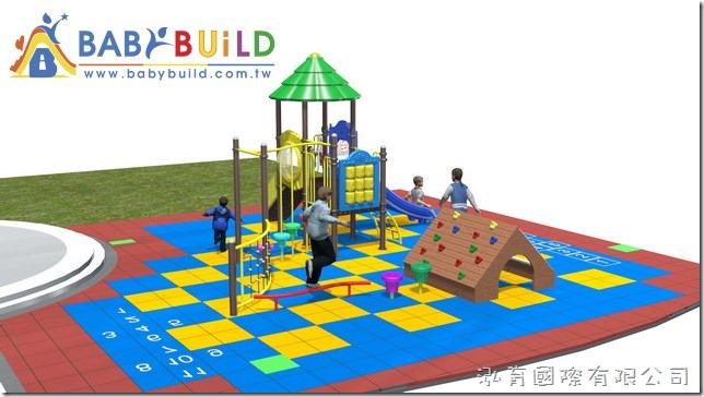BabyBuild 鋼管遊具