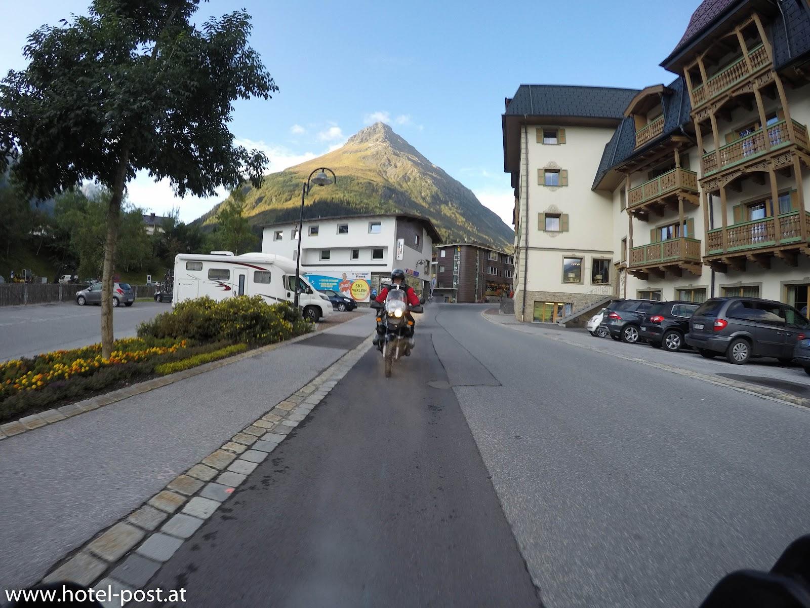 Motorrad -  20.09.2016 postWirt´s geführte Motorradtour