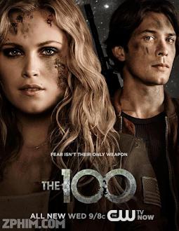 100 Tù Binh - The 100 (2014) Poster