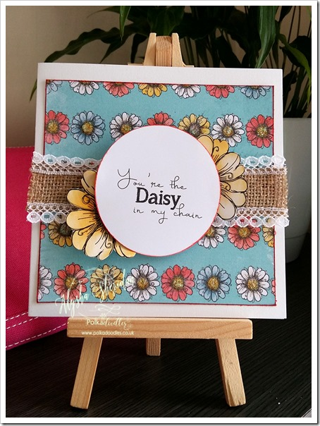 using Daisy Days CD 1