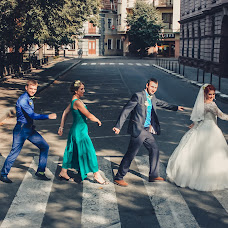 Wedding photographer Igor Kakalec (EZZHUK). Photo of 01.08.2016