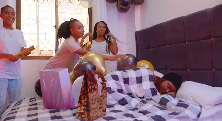 VIDEO: Rosa Ree - It's Your Birthday   Mp4 Download