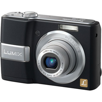 Panasonic Lumix DMC-LS80, camera, digital camera, gadgets