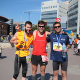 Maratón de Barcelona 2011