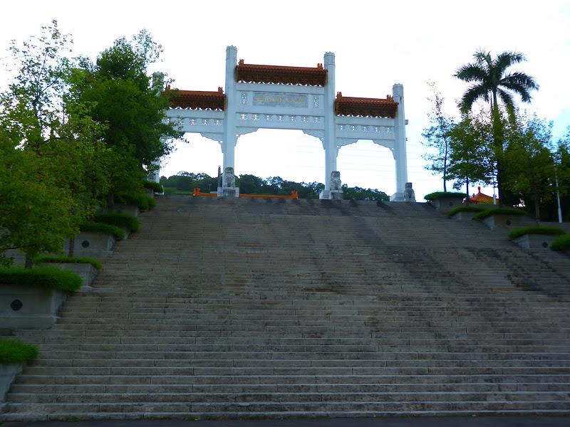 Taipei. Si Shou shan, en plein coeur de Taipei. Accès par un autre chemin moins emprunté. - P1240914.JPG