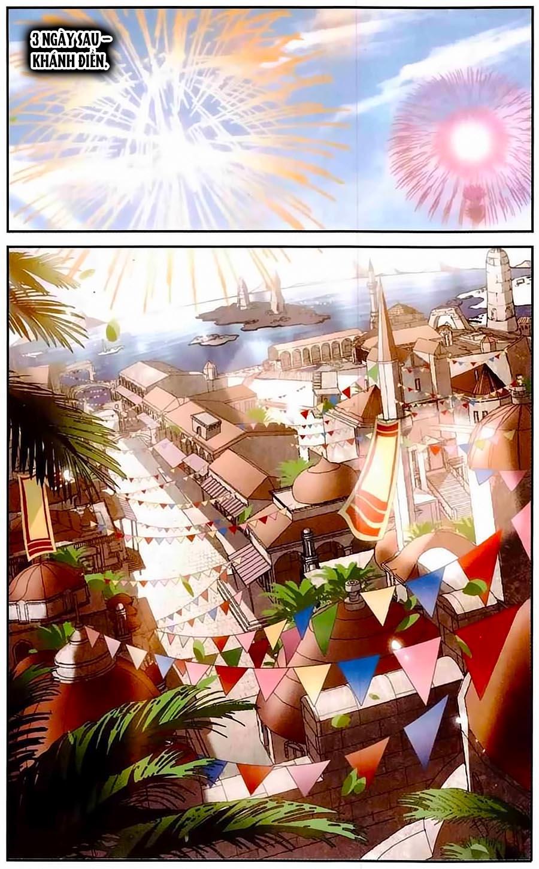 Huyet Toc Cam Vuc Chap 93 - truyen Huyết Tộc Cấm Vực online