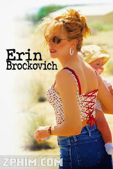 Nghị Lực Sống - Erin Brockovich (2000) Poster