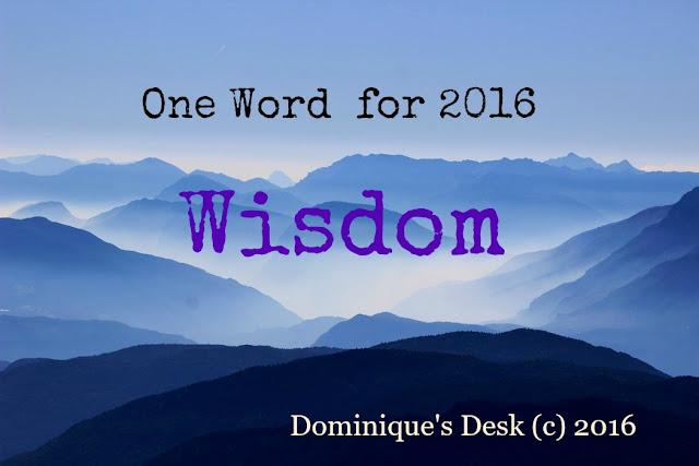 One Word- Wisdom