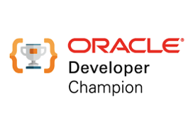 Oracle dev champion
